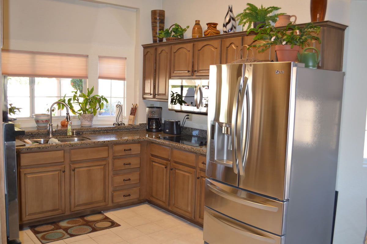Phoenix arizona cabinet refinishing grapevine cabinets for Kitchen cabinets phoenix