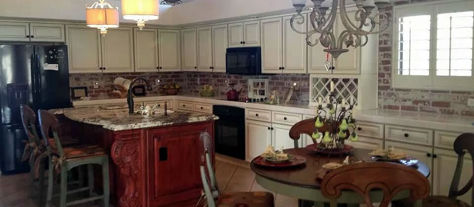 superb Kitchen Cabinet Refinishing Phoenix #6: Phoenix Cabinet Refinishing - Refacing