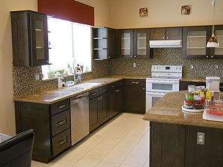 Phoenix Arizona Kitchen Cabinet Refacing:Grapevine Cabinets
