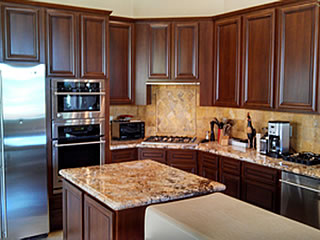 Resilient Cabinet Finishes Scottsdale