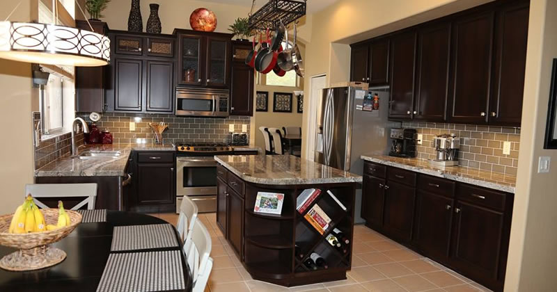 Kitchen Cabinet Refinishing-Refacing Phoenix Arizona