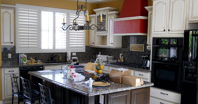 ... Transform Out Dated Kitchen:Arizona; Kitchen Cabinet ...