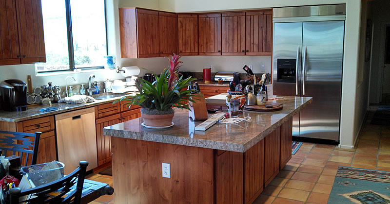 Kitchen Cabinet Makeover:Scottsdale